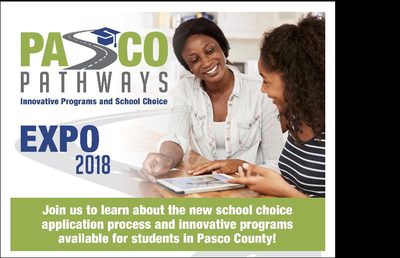 Pasco Pathways Expo