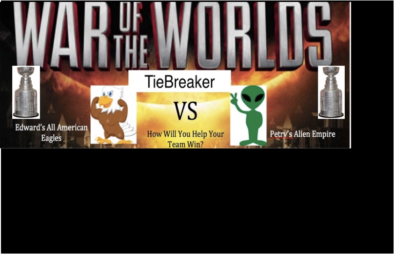 War of the Worlds Tie-Breaker